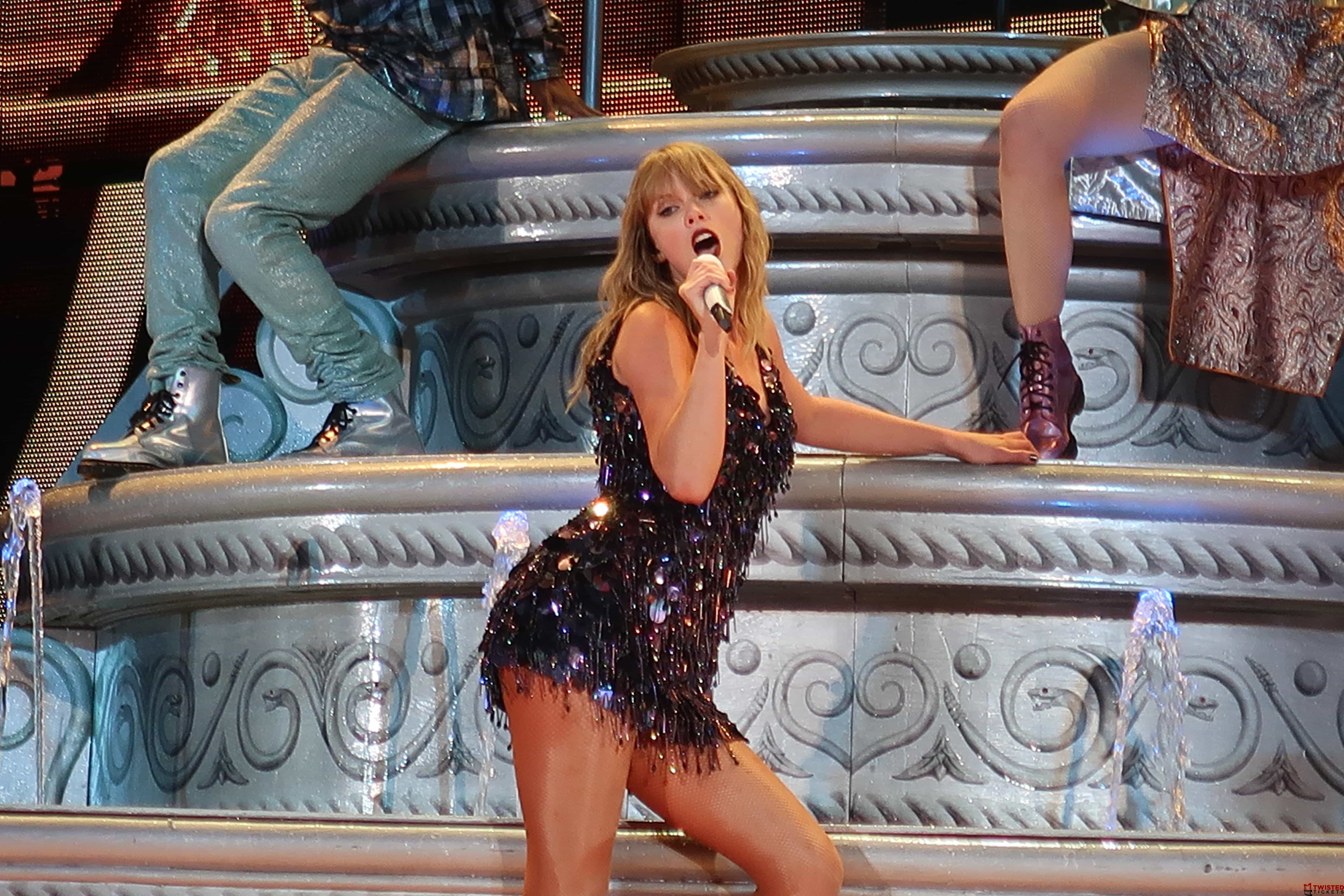 Taylor Swift Concert photo